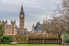 Opiniones de Londres Fotografía de archivo