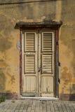 Opiniones de Otrobanda Curaçao de la puerta imágenes de archivo libres de regalías