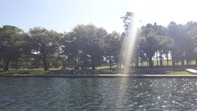 Opiniones del agua imagen de archivo libre de regalías