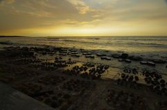 Opiniones del mar Fotografía de archivo