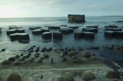 Opiniones del mar Imágenes de archivo libres de regalías