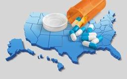 opioid obraz royalty free
