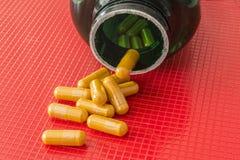 Opioids ein bedeutendes Suchtproblem Stockbild