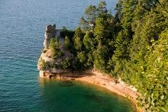 opisane obywatel skała skały zdjęcia royalty free