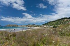 Opito Bay in Coromandel, New Zealand Stock Photos