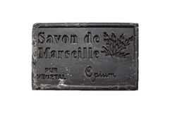 Opium soap bar Royalty Free Stock Photography