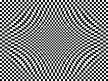 OPkunst-bewegliche Quadrate zwei Lizenzfreie Stockfotografie