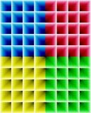 OPkunst-Bienenstock null einer Stockbilder