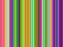 OPkunst-Mehrfarbenstreifen Stockfotografie