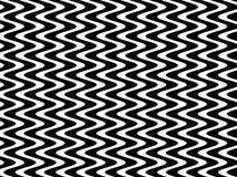 OPkunst-Schwarzweiss-Stäbe und Streifen Stockfoto