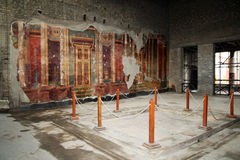 Oplontis site Stock Photography