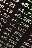Oplopende markt Stock Afbeelding