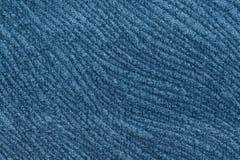 Opmerkelijke hulp blauwe textielachtergrond stock illustratie