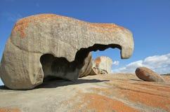Opmerkelijke Rotsen, Australië stock foto