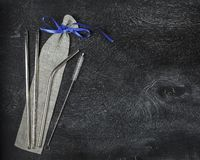 Opnieuw te gebruiken roestvrij staalstro met schonere borstel stock afbeeldingen