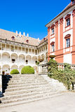 Opocno Palace Stock Photography