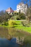 Opocno Palace Stock Photo
