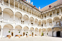 Opocno Palace Stock Images