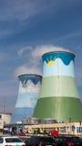OPOLE, ΠΟΛΩΝΊΑ, στις 14 Σεπτεμβρίου 2015: Οι εγκαταστάσεις Opole άνθρακα σε Brzez Στοκ φωτογραφίες με δικαίωμα ελεύθερης χρήσης