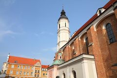 Opole, Польша стоковое фото rf