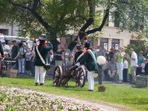 Opole - 3 maggio, giorno di costituzione Immagine Stock Libera da Diritti