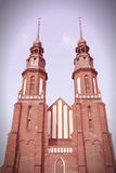 Opole Cathedral, Poland Stock Photography