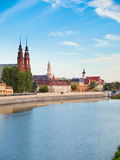Opole - la Polonia Fotografia Stock