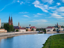 Opole - la Polonia Fotografia Stock Libera da Diritti