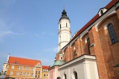 Opole, Polen lizenzfreies stockfoto