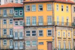 Oporto è una città costiera nel Portogallo di nord-ovest immagine stock libera da diritti