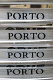 OPORTO Fotografie Stock