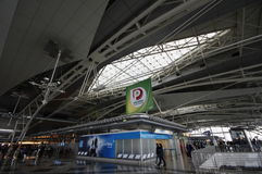 The Oporto airport terminal, Portugal Stock Photography