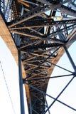 Oporto-Brücke Lizenzfreie Stockfotos