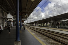 Oporto campanha station Royalty Free Stock Images
