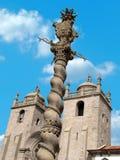 Oporto Cathedral - Se do Porto Royalty Free Stock Photo
