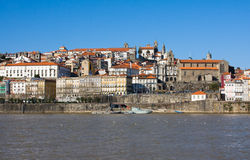 Oporto city Royalty Free Stock Photography