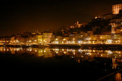 Oporto city. View from Oporto City in Portugal royalty free stock image