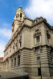 Oporto city hall Stock Photography