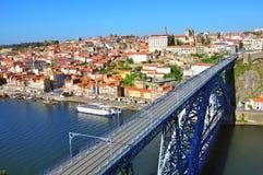 Oporto city Royalty Free Stock Photo