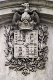 Oporto coat-of-arms Royalty Free Stock Photography