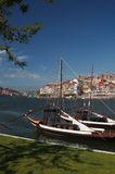 Oporto, douro y vino portuario Fotos de archivo libres de regalías