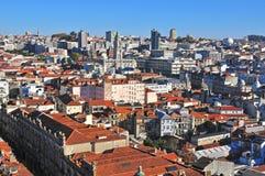 Oporto downtown Royalty Free Stock Image
