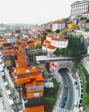 Oporto es lugar hermoso Fotos de archivo libres de regalías