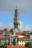 Oporto gammal stad, Portugal Royaltyfria Foton