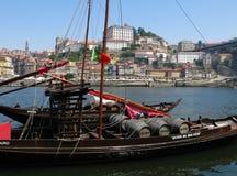 Oporto - il Portogallo Fotografia Stock