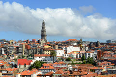 Porto Old City, Portugal Royalty Free Stock Photos