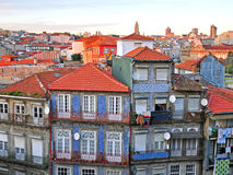 Oporto old town Royalty Free Stock Image