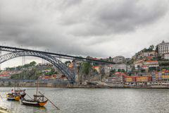 Oporto panorama, Portugal Stock Photos
