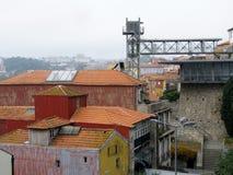 Oporto, Portogallo Fotografie Stock