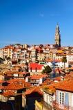 Oporto, Portogallo Fotografie Stock Libere da Diritti
